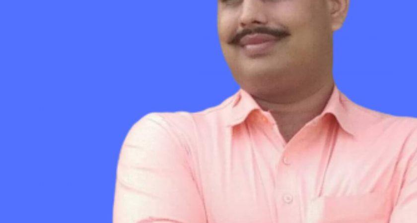 Dr. Pawan Tiwari